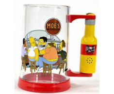 Unitedlabels 0804199 Sprechendes Bierglas The Simpsons Mhm, Beer