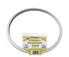 Otto Haas Gummi Dichtungs-Ring passend für Silit Deckel Sicomatic® Schnellkochtopf 22 cm