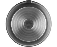 Berndes 031167 Vario Click Induction Schmorkasserolle mit Glasdeckel 28 cm