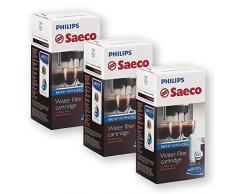 Saeco Intenza+ Wasserfilter von BRITA, Filter, Kartusche, 3er Pack