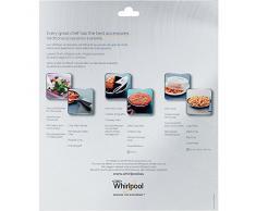 Whirlpool AVM280 - Mikrowellenzubehör/ Crisp-Backform klein (Ø28cm)/ Passend auch für Mikrowellen von Bauknecht