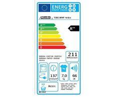 Miele TDB 230 WP Active Wärmepumpentrockner / mit geringem Energieverbrauch & Trocknungszeit / Energieklasse A++ / 211 kWh/Jahr / Trockner 7 kg mit Knitterschutz, weiß