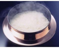 Warum Shinko-do reinen Kupfertopf Reiskocher! 5 Gokama (Japan Import / Das Paket und das Handbuch werden in Japanisch)