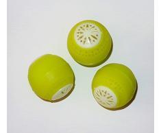 Eurobt. 3er Pack Kühlschrank Frisch Geruchskiller Geruchsenferner Lufterfrischer
