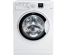 Bauknecht WA Soft 8F41 Waschmaschine Frontlader / A+++ -10% / 1400 UpM / 8 kg / langlebiger Motor / Nachlegefunktion / Wasserschutz