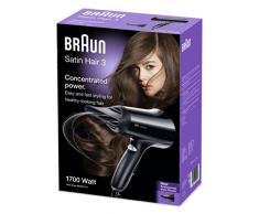 Braun Satin Hair 3 HD 310 Haartrockner mit konzentrierter Leistung
