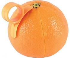 Vektenxi Super Bequeme nützliche Orangenschäler 2er-Set langlebig und praktisch praktisch