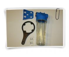 1 Filtergehäuse 10 Vorfilter Wasserfilter Brunnen Trinkwasser Filter Feinfilter