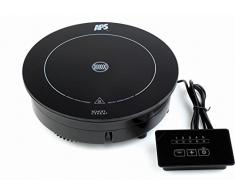 APS Induktionskochplatte m. Regler für Chafing Dish Serie GLOBE und Suppenkugel GLOBE 700 Watt, Durchmesser Induktionspllatte 24cm