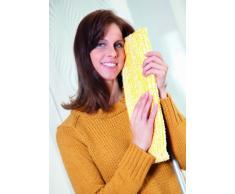 Vileda Premium 5 Micro Sensitiv Wischbezug ideal für empfindliche Böden wie Parkett und Laminat