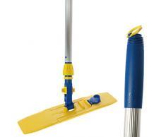 Jemako Bodenwischer Bodenwischgerät mit Stiel - 42cm Bodenplatte
