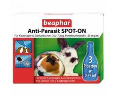 Beaphar Anti-Parasit SPOT-ON für Kleinnager & Zierkaninchen 300-700 g