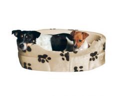 Trixie Bett Charly beige für Hunde, Maße: 108 x 98 cm