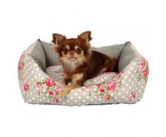 Bett Rose für Hunde, Maße: 55 x 45 cm