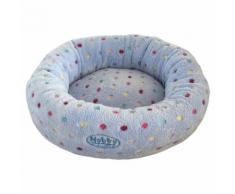 Nobby Donut Spot hellblau für Hunde