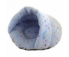 Nobby Höhle Spot hellblau für Katzen