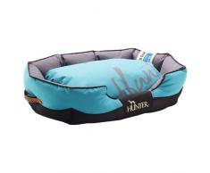 Hunter Hundesofa Grimstad blau, Größe: M