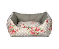Bett Rose für Katzen, Maße: 45 x 40 cm