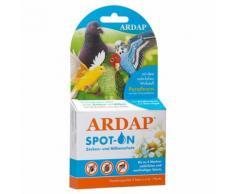 Ardap Spot-On für Ziervögel/Brieftauben 2 x 4,0 ml