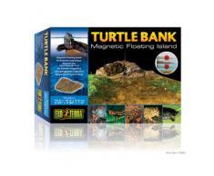 Exo Terra Turtle Bank - Magnetische, schwimmende Insel, klein