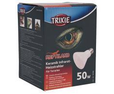 Trixie Keramik Infrarot-Wärmestrahler, Maße: ø 75 x 100 mm / Leistung: 100 W