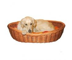 Trixie Hundekorb aus Weide ohne Kissen, Maße: 80 cm