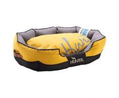 Hunter Hundesofa Grimstad gelb, Größe: L