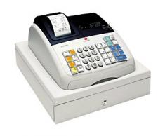 Registrierkasse ECR 7700/DECB5370000 grau