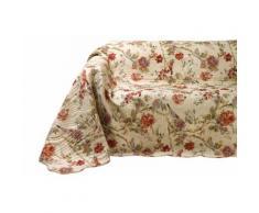 heine home Damen Sofaüberwurf, bunt, 100% Baumwolle