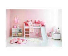 Hoppekids Vorhang Princess für Spielbett oder Etagenbett 70x160cm