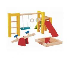 PLAN TOYS Puppenmöbel Spielplatz 4007153