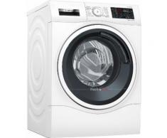 BOSCH Waschtrockner Serie 6 WDU28540 weiß, Energieeffizienzklasse: A