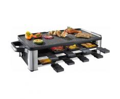 WMF Raclette LONO silber