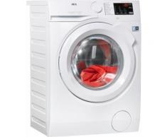 Waschmaschine LAVAMAT L6FB54470 weiß, Energieeffizienzklasse: A+++, AEG
