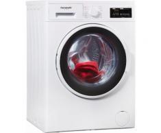 Waschtrockner HWT 7512 B weiß, Energieeffizienzklasse: B, Hanseatic