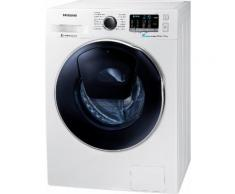 Waschtrockner WD5500 WD8EK5A00OW/EG, 8 kg / 4,5 kg, 1400 U/Min, Energieeffizienz: A weiß, Energieeffizienzklasse: A, Samsung
