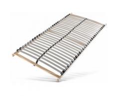 7 Zonen Lattenrost »Opus LR-NV«, bis 120 kg, nicht verstellbar, 90x190cm, Beco