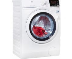 Waschtrockner L7WB58WT weiß, Energieeffizienzklasse: A, AEG