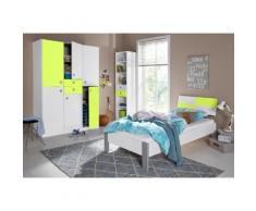 Jugendzimmer-Set grün, »Sunny«, mit Schubkästen, Wimex