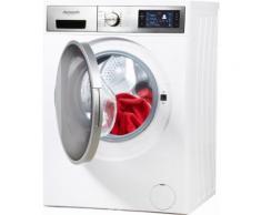 Waschtrockner HWT9614AD weiß, Energieeffizienzklasse: A (Skala A++ bis E), Hanseatic