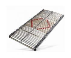 7 Zonen Lattenrost »ABR Comfort NV«, bis 120 kg, nicht verstellbar, 80x200cm, BeSports