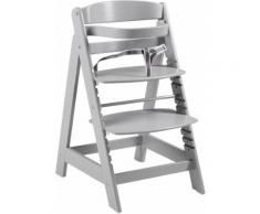 Roba Hochstuhl aus Holz, »Treppenhochstuhl Sit Up Click, taupe«, Roba®