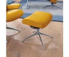 Fußhocker gelb, Standard Base, »London«, Stressless®