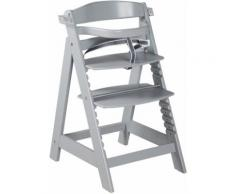 Roba Hochstuhl aus Holz »Treppenhochstuhl Sit Up Click & Fun, taupe«, Roba®