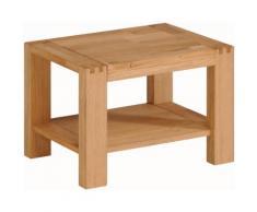 Home affaire Nachttisch », mit offenem Fach, Breite 51 cm« beige, pflegeleichte Oberfläche, FSC®-zertifiziert