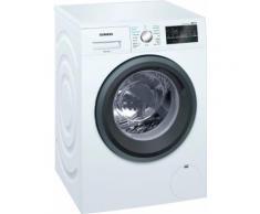 SIEMENS Waschtrockner iQ500 WD15G443 weiß, Energieeffizienzklasse: A