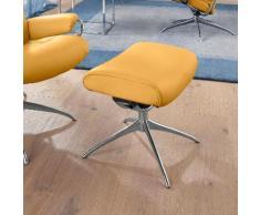 Fußhocker »London« gelb, Standard Base, Stressless®