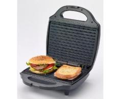Sandwichmaker 1981 Toast & Grill Maxi schwarz, Ariete