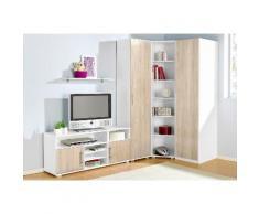 Jugendzimmer-Set beige, mit 1-trg. Kleiderschrank, yourhome