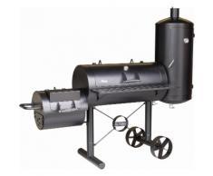 Smoker-Holzkohlegrill »Kiona« schwarz, El Fuego